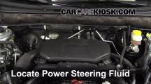 2012 Subaru Outback 2.5i Premium 2.5L 4 Cyl. Power Steering Fluid