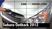 2012 Subaru Outback 2.5i Premium 2.5L 4 Cyl. Review