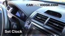 2012 Toyota Camry Hybrid XLE 2.5L 4 Cyl. Reloj