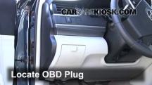 2012 Toyota Camry Hybrid XLE 2.5L 4 Cyl. Compruebe la luz del motor