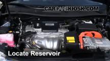 2012 Toyota Camry Hybrid XLE 2.5L 4 Cyl. Líquido limpiaparabrisas