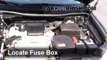 2012 Toyota Camry LE 2.5L 4 Cyl. Fuse (Engine)