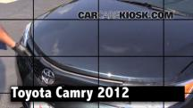 2012 Toyota Camry LE 2.5L 4 Cyl. Review