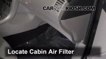 2012 Toyota Corolla LE 1.8L 4 Cyl. Air Filter (Cabin)