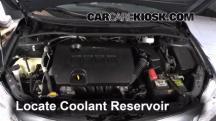 2012 Toyota Corolla LE 1.8L 4 Cyl. Coolant (Antifreeze)