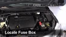 2012 Toyota Corolla LE 1.8L 4 Cyl. Fusible (motor)