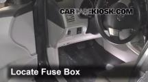 2012 Toyota Corolla LE 1.8L 4 Cyl. Fusible (interior)