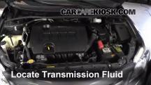 2012 Toyota Corolla LE 1.8L 4 Cyl. Líquido de transmisión