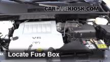 2012 Toyota Highlander 3.5L V6 Fuse (Engine)