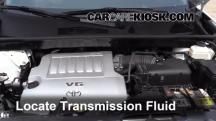 2012 Toyota Highlander 3.5L V6 Transmission Fluid