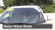 2012 Toyota Highlander 3.5L V6 Windshield Wiper Blade (Front)
