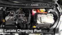2012 Toyota Prius C 1.5L 4 Cyl. Air Conditioner