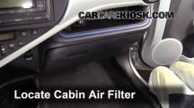 2012 Toyota Prius C 1.5L 4 Cyl. Air Filter (Cabin)