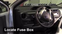 2012 Toyota Prius C 1.5L 4 Cyl. Fuse (Interior)