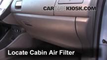 2012 Toyota Prius V 1.8L 4 Cyl. Air Filter (Cabin)