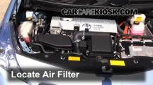 2012 Toyota Prius V 1.8L 4 Cyl. Air Filter (Engine)