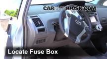 2012 Toyota Prius V 1.8L 4 Cyl. Fuse (Interior)