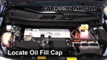2012 Toyota Prius V 1.8L 4 Cyl. Aceite