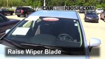 2012 Toyota Prius V 1.8L 4 Cyl. Windshield Wiper Blade (Front)