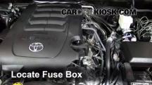 2012 Toyota Sequoia SR5 4.6L V8 Fusible (motor)
