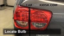 2012 Toyota Sequoia SR5 4.6L V8 Luces