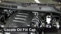 2012 Toyota Sequoia SR5 4.6L V8 Oil