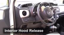 2012 Toyota Yaris L 1.5L 4 Cyl. Hatchback (4 Door) Capó