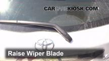 2012 Toyota Yaris L 1.5L 4 Cyl. Hatchback (4 Door) Windshield Wiper Blade (Rear)