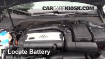 2012 Volkswagen GTI 2.0L 4 Cyl. Turbo Hatchback (2 Door) Battery