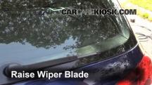 2012 Volkswagen GTI 2.0L 4 Cyl. Turbo Hatchback (2 Door) Windshield Wiper Blade (Rear)