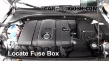 2012 Volkswagen Passat S 2.5L 5 Cyl. Sedan (4 Door) Fuse (Engine)