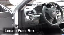 2012 Volkswagen Passat S 2.5L 5 Cyl. Sedan (4 Door) Fuse (Interior)