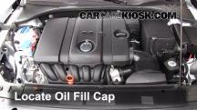 2012 Volkswagen Passat S 2.5L 5 Cyl. Sedan (4 Door) Aceite