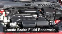 2012 Volvo S60 T5 2.5L 5 Cyl. Turbo Brake Fluid