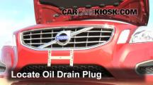 2012 Volvo S60 T5 2.5L 5 Cyl. Turbo Oil