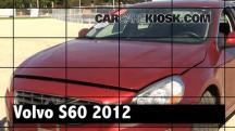 2012 Volvo S60 T5 2.5L 5 Cyl. Turbo Review
