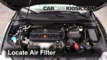 2013 Acura ILX 2.0L 4 Cyl. Air Filter (Engine)
