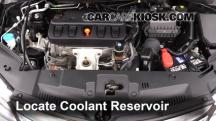 2013 Acura ILX 2.0L 4 Cyl. Fluid Leaks