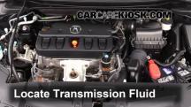 2013 Acura ILX 2.0L 4 Cyl. Líquido de transmisión