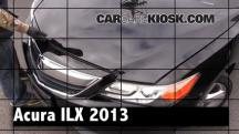 2013 Acura ILX 2.0L 4 Cyl. Review