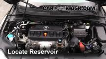 2013 Acura ILX 2.0L 4 Cyl. Líquido limpiaparabrisas