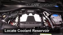 2013 Audi A6 Quattro Premium 3.0L V6 Supercharged Coolant (Antifreeze)