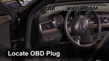 2013 Audi A6 Quattro Premium 3.0L V6 Supercharged Check Engine Light
