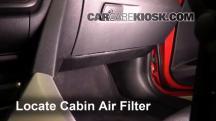 2013 BMW 335i xDrive 3.0L 6 Cyl. Turbo Sedan Air Filter (Cabin)
