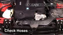 2013 BMW 335i xDrive 3.0L 6 Cyl. Turbo Sedan Hoses