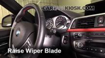 2013 BMW 335i xDrive 3.0L 6 Cyl. Turbo Sedan Windshield Wiper Blade (Front)