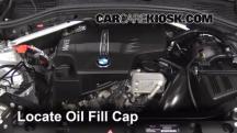 2013 BMW X3 xDrive28i 2.0L 4 Cyl. Turbo Aceite