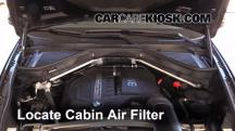 2013 BMW X5 xDrive35i 3.0L 6 Cyl. Turbo Air Filter (Cabin)