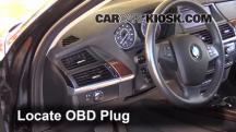 2013 BMW X5 xDrive35i 3.0L 6 Cyl. Turbo Compruebe la luz del motor