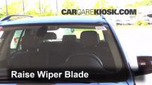 2013 BMW X5 xDrive35i 3.0L 6 Cyl. Turbo Escobillas de limpiaparabrisas delantero